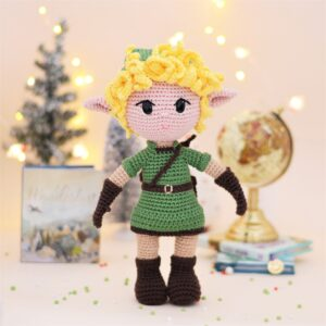 Link the Legend of Zelda doll
