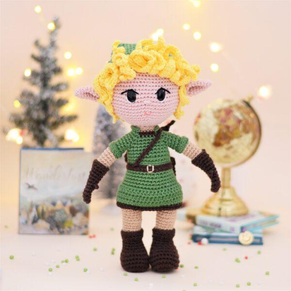 Link the Legend of Zelda doll
